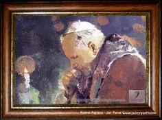 #Malarstwo_Sakralne #Malarstwo_Religijne - #Portret - #Papież #Ojciec_Święty #Jan_Paweł_II - #obraz_olejny #Płótno #Sygnowany rozmiar: 80 cm. x 120 cm. - #Malarstwo #Karolina_Janczy #Open_Gallery © www.janczyart.com   #Religious_Painting - #Sacred_Painting #Portrait - #Pope #John_Paul_II #oil_painting on #canvas - size: 80 cm. x 120 cm. - #Painting - #Karolina_Janczy #Open_Gallery © www.janczyart.com  #Galeria_Sztuki_Współczesnej - #Open_Gallery - #JanczyArt_Group - #Kraków_Chodkiewicza_18