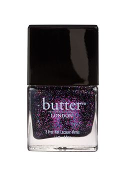 Butter London The Dark Knight - one of the most beautiful & awesome polishes I own.