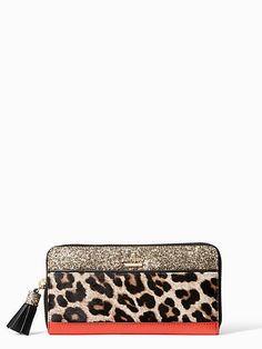mullins place lacey, metallic multi/leopard