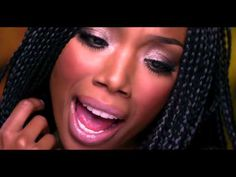 Brandy - Put It Down ft. Chris Brown  Lovin Brandy in her braids like back in the day and all the colors in this video!