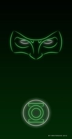 """In brightest day, in blackest night No evil shall escape my sight. Let those that worship evil's might beware my power---Green Lantern's light!"""