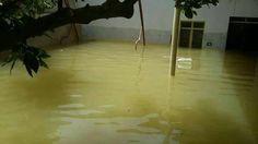 Provinzstadt Rakkageflutet: Wasser - die neue Waffe des IS - SPIEGEL ONLINE - Politik