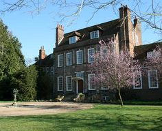byfleet manor exterior shot of the dowagers house