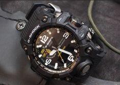 watch G-SHOCK MUDMASTER GWG-1000-1A3JF Men japan LTD EMS collector item #GSHOCK