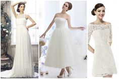 Chaste & Beautiful: Bridal Dresses by CocoMelody.com!