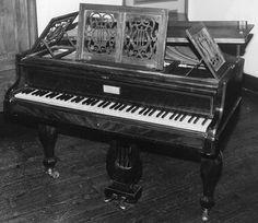 Piano de concert Boisselot (DR)