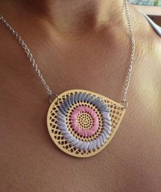 etsy.com embroidered necklace