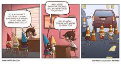 Career counseling at its best? via @happletea