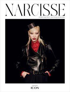 Jac, Devon, Soo Joo, Yumi and Jordan Cover Narcisse Magazine Icon Issue