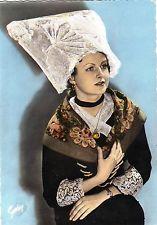 cpm de Aunis et Saintonge - coiffe de saintes Folk Costume, Bomber Jacket, France, Bracelets, Jackets, Fashion, Facial Tissue, Period Costumes, Headdress