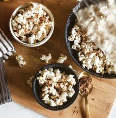 Perfect Popcorn, Lazy Days, Delicious Dishes, Pumpkin Spice, Foodies, Sweet Tooth, Food Porn, Good Food, Fat