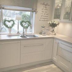 Küchenfarbe - Best Home Crafts - Chocolate Chip Home Decor Kitchen, Interior, Kitchen Decor, Modern Kitchen, Contemporary Kitchen, Home Decor, House Interior, Home Kitchens, Kitchen Design
