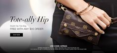 AVON DEAL ALERT...Visit www.youravon.com/mhamilton39 any where in the USA and when you spend $45 you'll get this FREE cute hip bag with your purchase. Use code HIPBAG at check out, while supplies last. Expires 1/27/16 at mid-night so hurry wont last long. Register your email with me to get 10% off your next purchase plus other great offers. Thanks and Happy Shopping!