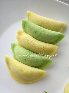 日式小點心 Custard pancakes