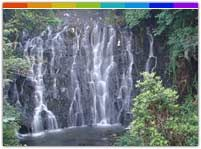 Elephant Falls in Meghalaya is a beautiful tourists destination in North East India. It offers amazing views of the state. Look at this fall carefully and you will realize that it has been fashioned by nature to resemble an elephant.
