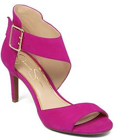 Jessica Simpson Marionn Asymmetrical Pumps - Pumps - Shoes - Macy's