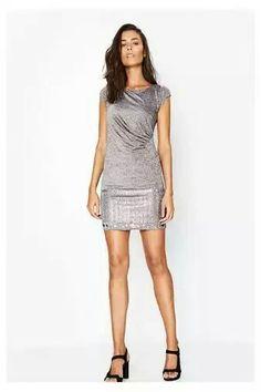 4cf92b224d Hunza G Crinkle Iconic Mini Beach Dress | Must Haves | Dresses ...