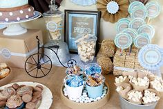 Cakes and Co. » Party Planning & Styling » Bautismo de Pedro, Estilo Campestre