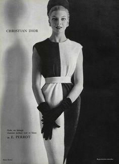 Fashion Vintage Photography Retro Christian Dior For 2019 Vintage Couture, Vintage Glam, Mode Vintage, Vintage Beauty, Dior Fashion, 1960s Fashion, Vintage Fashion, Guy Laroche, Vintage Photography