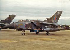 Tornado GR.1 ZA600/F of 15 Sqn RAF