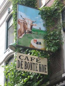 Café de Bonte Koe / Leiden
