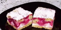 Czech Recipes, My Recipes, Sweet Recipes, Dessert Recipes, Cooking Recipes, Homemade Pastries, Sweet Tooth, Cheesecake, Deserts