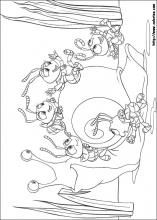 Wonder Pets Coloring Pages On Book