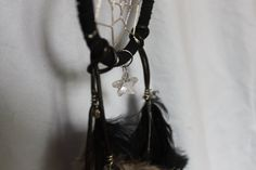 Car Dream Catcher by TheDreamersMoon on Etsy