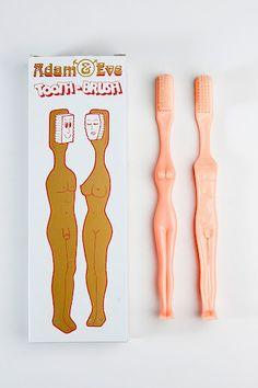 Clásicos verduleros: cepillos de dientes parejita!