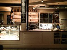 Barefood Deli: Bar im Brooklyn Style