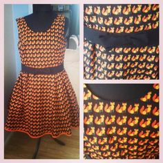 Foxy Lilou dress