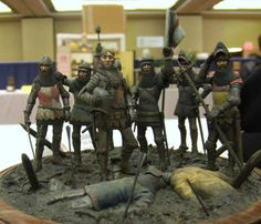 Agincourt:  the victors, by Mike blank