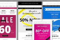 33 Best E Blast Design Images Email Newsletter Design Email