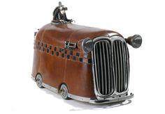 Stephane Halleux - Steampunk Toy Cars