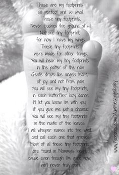 Beautiful...forever wishing I could have held you in my arms and counted ten little finger and ten little toes, and kissed your sweet face. Mommy will never forget about you my love! ❤️
