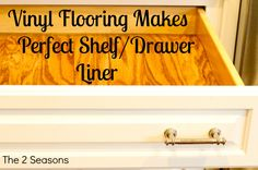 The Best/Cheapest Drawer and Shelf Liner