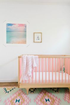 Kinderzimmer Ideen Bilder für Kinderzimmer Babybett Babyzimmer