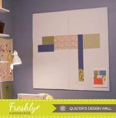 The Quilting Edge Duct Tape Who Knew Design Wall