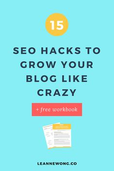 Learn how to grow your blog traffic faster with these tried and tested SEO strategies.