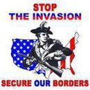 Secure its borders.
