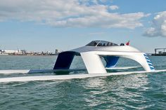 A new breed of power cat: Glider SS18. - Ocean Of News - http://www.oceanofnews.com/new-breed-power-cat-glider-ss18/