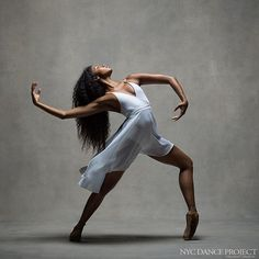Nardia Boodoo of the Pennsylvania Ballet Photo by Ken Browar and Deborah Ory of NYC Dance Project Dance Picture Poses, Dance Photo Shoot, Jazz Dance Poses, Black Dancers, Ballet Dancers, Ballerinas, Ballet Nyc, Ballet Pictures, Dance Pictures