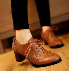 Big size 11 women's vintage carved casual black beige shoes high heel oxford shoes for women flats new 2014