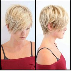 Best Short Hairstyle for Fine Hair