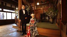 エントランス│大正ロマンな鎌倉の結婚式場・和婚ウェディングは萬屋本店
