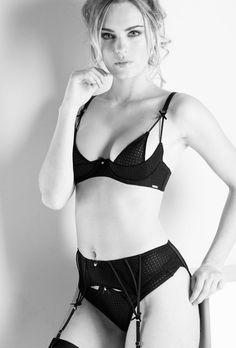 Exclusive Lingerie and Beachwear|Suspender belt |CAZAR