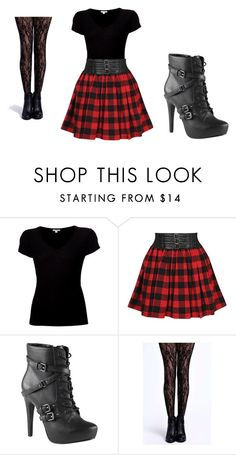 """'After school activities' uniform- Storm"" by bambi2014 ❤ liked on Polyvore featuring James Perse, Forever 21, ALDO, Boohoo, women's clothing, women, female, woman, misses and juniors"