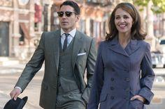 Ana y Alberto pasean por Nueva York en 'Velvet'