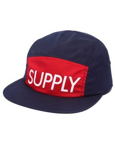 Diamond Supply Co - Supply Camp 5-Panel Hat