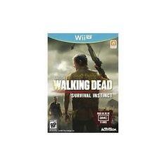 WiiU The Walking Dead Survival Instinct Activision